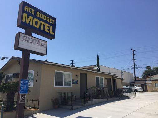Ace Budget Motel - San Diego - Rakennus