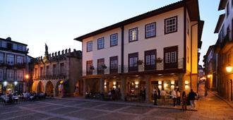 Hotel da Oliveira - Guimarães - Edificio