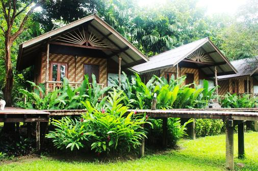 Khao Sok Cabana Resort - Khlong Sok - Außenansicht