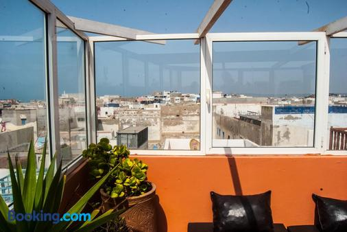 Dar Latigeo - Essaouira - Balcony