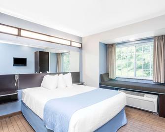 Microtel Inn & Suites by Wyndham Bath - Bath - Slaapkamer