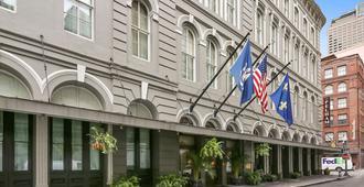 Pelham Hotel - Nueva Orleans - Edificio
