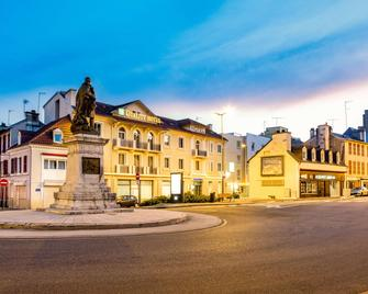Quality Hotel Pau Centre Bosquet - Pau - Edificio