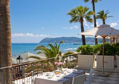 Grand Hotel Alassio Resort & Spa - Alassio - Μπαλκόνι