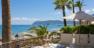 Grand Hotel Alassio Resort & Spa - Alassio - Ban công