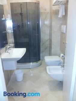 Hotel Terme Marine Leopoldo II - Grosseto - Bathroom