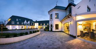 Hotel Weinebrugge - Brujas - Edificio