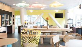 Novotel Suites Gare Lille Europe - Lille - Restaurante