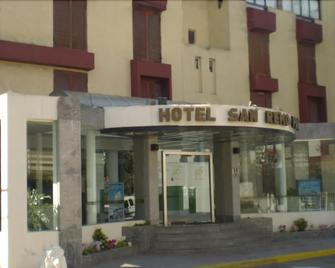 San Remo Park Hotel - San Bernardo - Gebouw