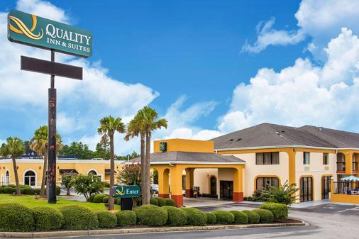 Quality Inn & Suites - Orangeburg - Rakennus