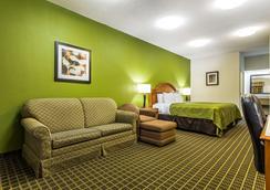 Quality Inn & Suites - Orangeburg - Makuuhuone