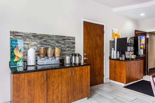 Quality Inn & Suites - Orangeburg - Buffet