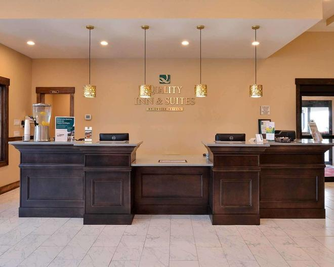 Quality Inn & Suites Tacoma - Seattle - Tacoma - Vastaanotto