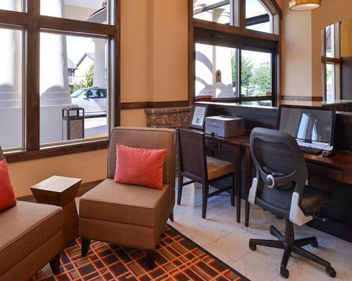 Quality Inn & Suites Tacoma - Seattle - Tacoma - Business centre