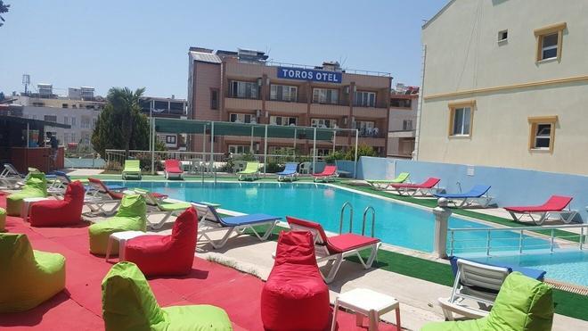 Toros Hotel - Didim - Pool