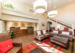 Quality Inn & Suites University - Fort Collins - Lobby