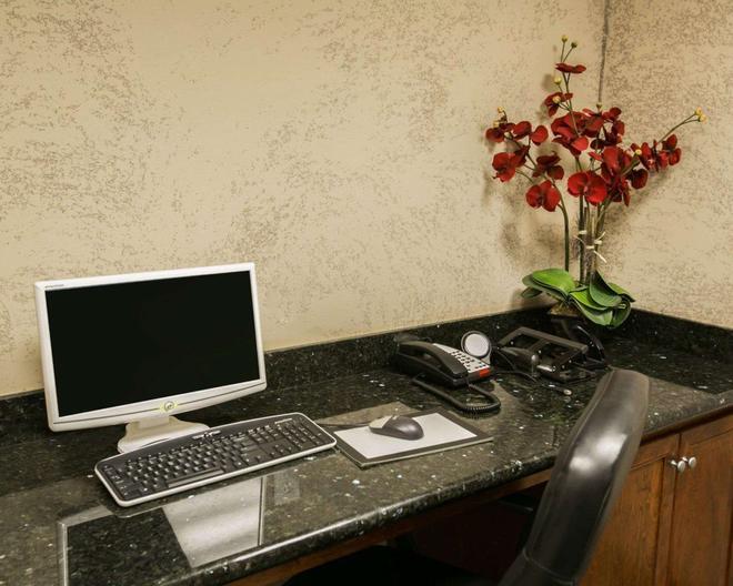 西北高速 290 斯利普套房酒店 - 休士頓 - 休斯頓 - 商務中心