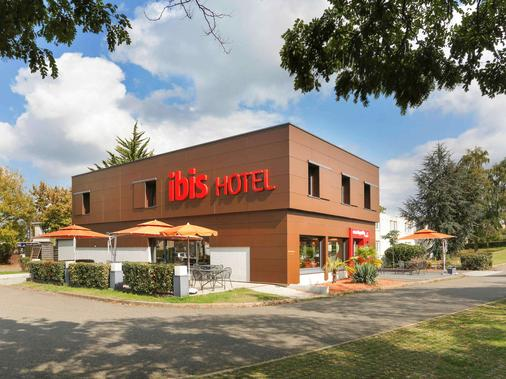 宜必思勒芒 Est Pontlieue 酒店 - 勒芒 - 勒芒 - 建築