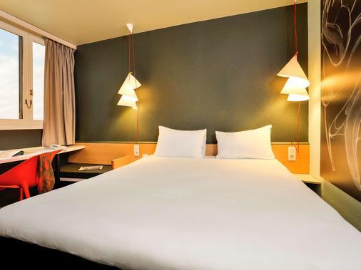 宜必思勒芒 Est Pontlieue 酒店 - 勒芒 - 勒芒 - 臥室