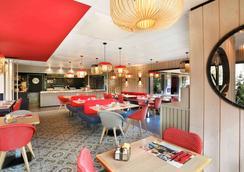宜必思勒芒 Est Pontlieue 酒店 - 勒芒 - 勒芒 - 餐廳