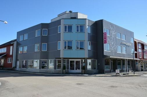 Hotell Marena - Andenes - Building