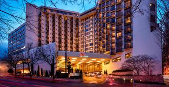 Portland Marriott Downtown Waterfront - Πόρτλαντ - Κτίριο