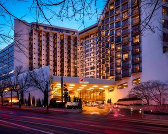 Portland Marriott Downtown Waterfront - Портланд - Building