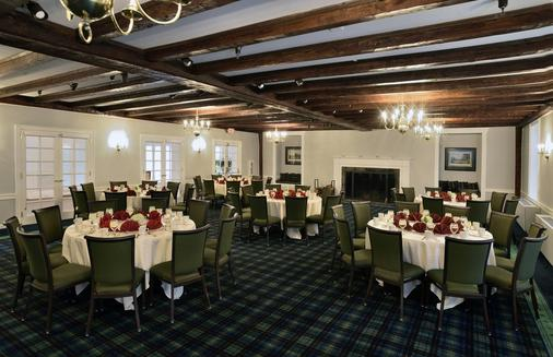 The Spa at Norwich Inn - Norwich - Banquet hall