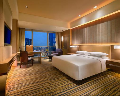 Hyatt Regency Chongqing - Trùng Khánh - Phòng ngủ