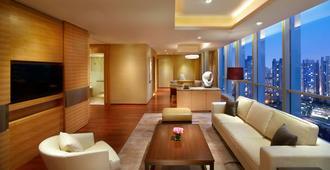 Hyatt Regency Chongqing - צ'ונגקינג - סלון