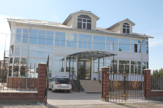 Altamira - Karakol - Building
