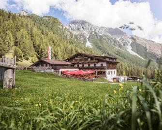 Alpenhotel Schlickeralm - Fulpmes - Building