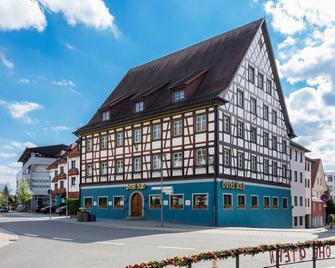 Hotel Rad - Tettnang - Gebäude