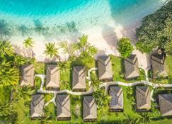 Hotel Le Mahana - Huahine - Außenansicht