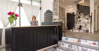 The Originals Boutique, Grand Hôtel de la Gare, Toulon (Inter-Hotel) - Toulon - Recepção