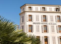 The Originals Boutique, Grand Hôtel de la Gare, Toulon (Inter-Hotel) - Toulon - Rakennus