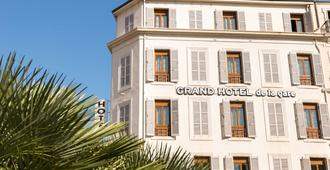 The Originals Boutique, Grand Hôtel de la Gare, Toulon (Inter-Hotel) - Toulon - Building