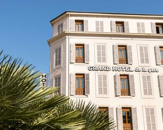 The Originals Boutique, Grand Hôtel de la Gare, Toulon (Inter-Hotel) - Toulon - Byggnad