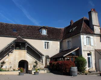 Domaine Borgnat - Escolives-Sainte-Camille - Building