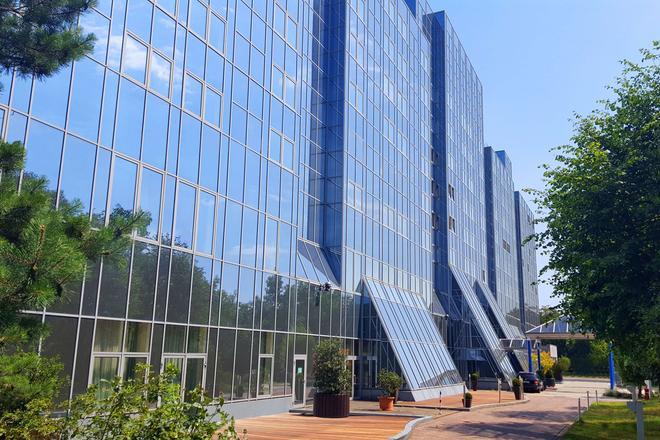 Best Western Plus Plaza Hotel Darmstadt - Darmstadt - Rakennus