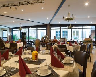 Hôtel Spa Domaine des Thômeaux - Mosnes - Restaurant