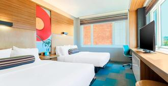 Aloft Harlem - New York - Bedroom