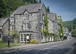 Royal Oak Hotel - Betws-y-Coed - Building