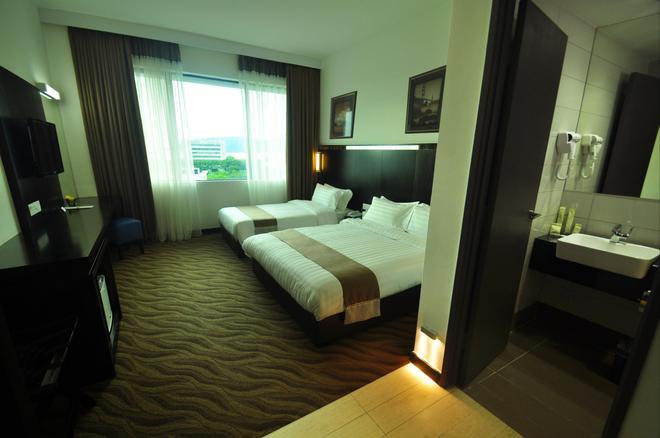 Dreamtel Kota Kinabalu - Kota Kinabalu - Bedroom