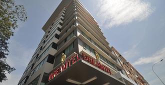Dreamtel Kota Kinabalu - Kota Kinabalu - Gebäude