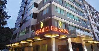 Dreamtel Kota Kinabalu - Кота-Кинабалу - Здание