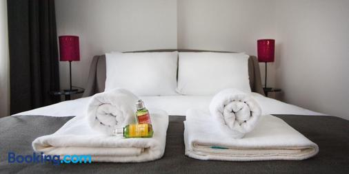 Nish Suite Atasehir - Istanbul - Bedroom