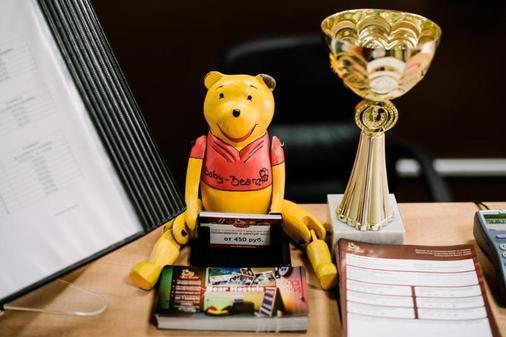 Bear Hostels On Arbatskaya - Moskova - Huoneen palvelut