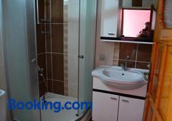 阿斯帕瓦酒店 - 德尼茲利 - 帕莫卡萊 - 浴室