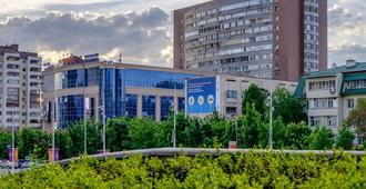 Dimal Hostel Almaty - Almaty - Building
